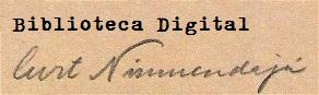 Biblioteca Digital Curt Nimuendaju